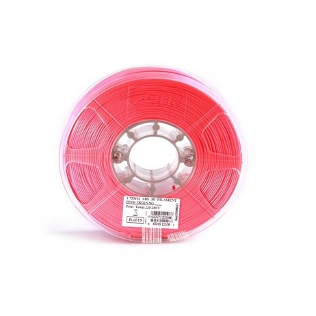 Filament 3D - ABS Esun Rose
