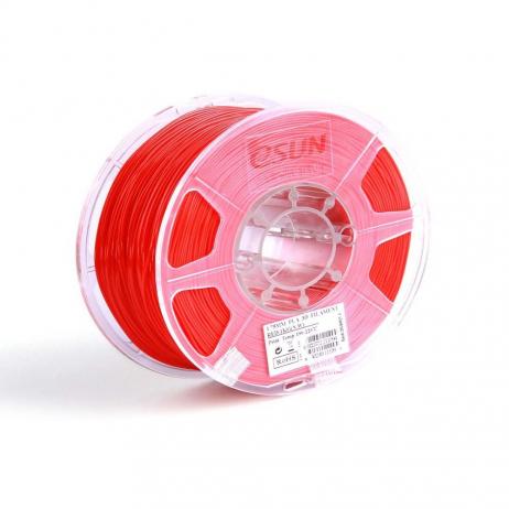 Filament 3D - ABS Esun Rouge