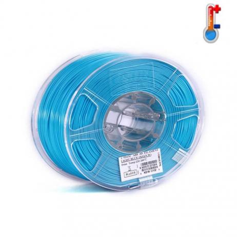 PLA Esun Thermosensible Bleu/Blanc 3mm
