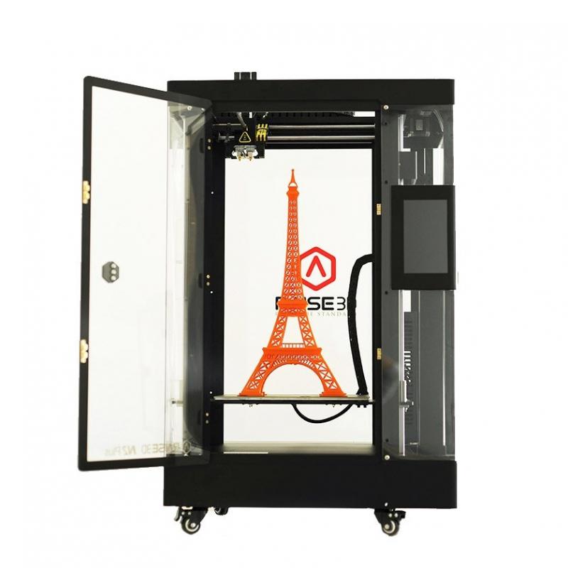 achat n2 dual plus de raise3d imprimante 3d grand format 10 microns. Black Bedroom Furniture Sets. Home Design Ideas