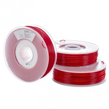 ABS Ultimaker Red