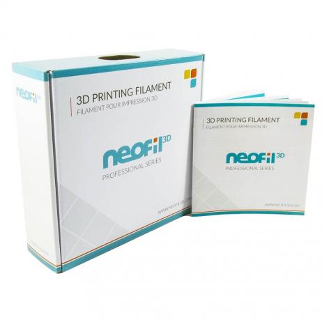 PC-ABS Ignifugé Neofil3D Noir