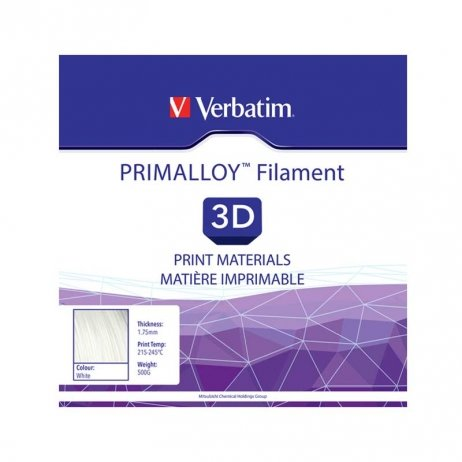 Flexible PRIMALLOY Blanc Verbatim