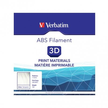 ABS Transparent Verbatim 1 Kg