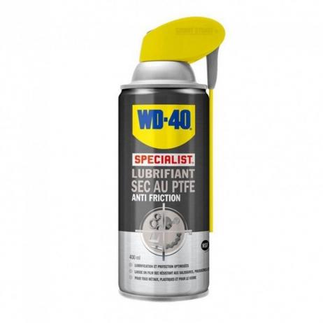 Lubrifiant sec WD-40