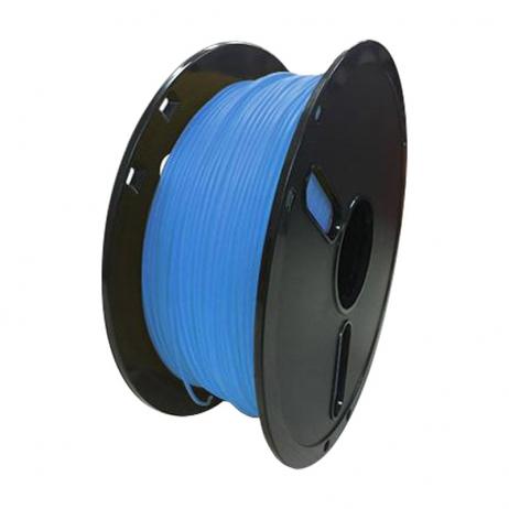 PLA Premium Bleu Transparent Raise3D 1Kg
