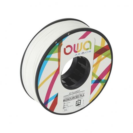 PLA-S Blanc OWA