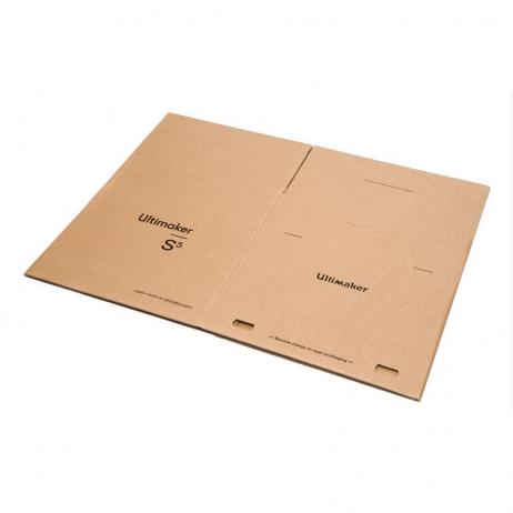 Carton d'emballage Ultimaker