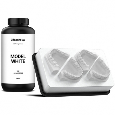 Sprintray Model White