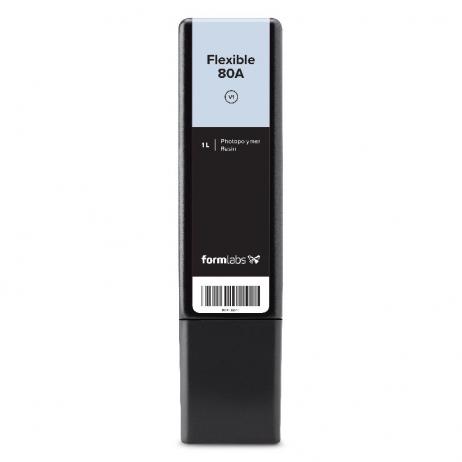 Cartouche résine SLA Formlabs Flexible 80A