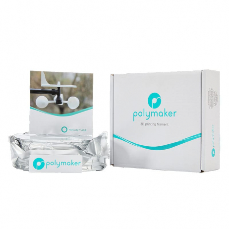 Polymaker PolyLite ASA Grey 1.75mm