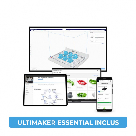 Pack Ultimaker S3 Essentials