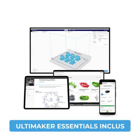 Pack éducation Ultimaker 2+ Connect