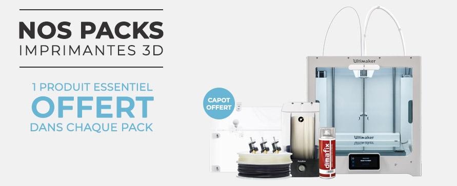 Packs 3D